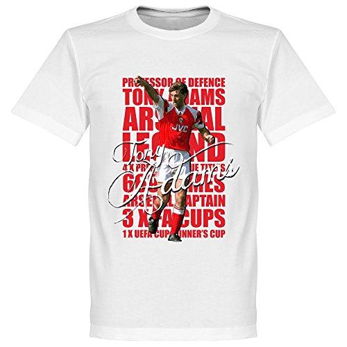 Tony Adams Legend T-Shirt - weiß