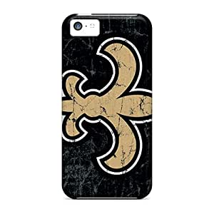 Jrhoder Perfect Tpu Case For Iphone 5c/ Anti-scratch Protector Case (new Orleans Saints)