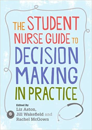 Book The student nurse guide to decision making in practice by Aston (2010-06-01)