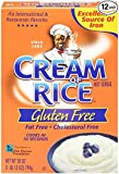 Cream Of Rice Gluten Free Hot Cereal 28oz 12 Pack