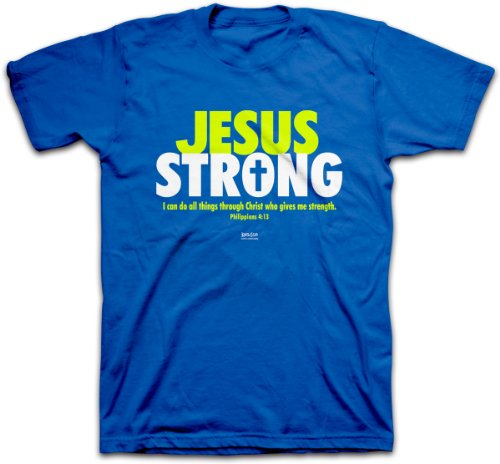 Jesus Strong T-Shirt (3X-Large)