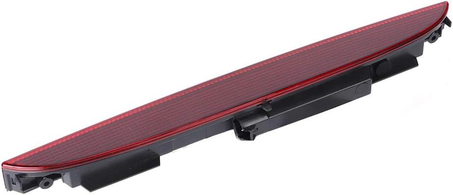 3a terza luce di stop Lampada di stop ad alto livello Luce di stop ad alto livello 7700410753 Colore rosso adatto per Rena-ult Clio II 1998-2005
