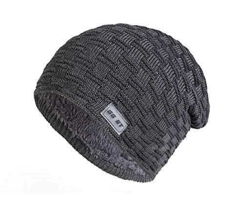 Buy ski ear knit beanie