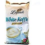Kopi Luwak White Koffie Original (3 in 1) Instant Coffee 10-ct, 200 Gram (Pack of 2)