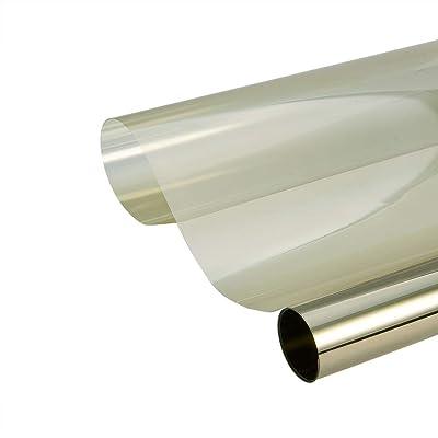 ATMOMO 79% VLT Car Window Film Auto Window Tinting Side Window Film Solar Protection Film 0.5Mx3M: Automotive