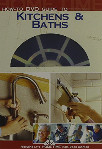 Hometime: How-To Guide to Kitchens & Baths by Hometime