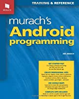 Murach's Android Programming Front Cover