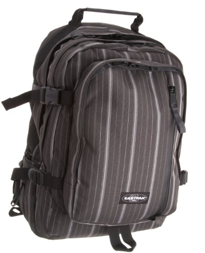 Eastpak Casual Day Pack Unisex Adulti Grey Pinstripe