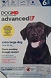 Dog MD, Maximum Defense Over 55 lbs Advance 2 Flea Medicine