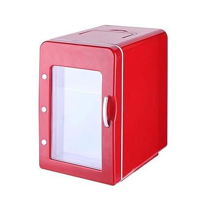 Amazon.es: QIHANGCHEPIN Refrigerador portátil del coche 4L ...