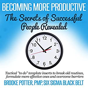 Becoming More Productive Audiobook