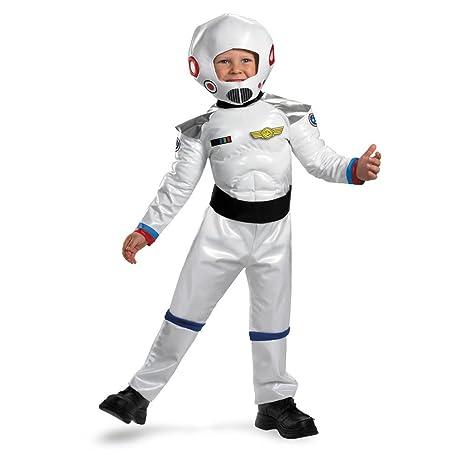 a62ed7c449d5 Amazon.com  Blast Off Astronaut Toddler Costume - S (2T)  Toys   Games