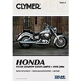 Clymer Honda Motorcycle Repair Manual M3143