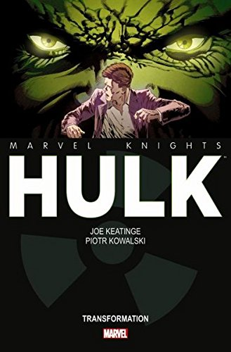 Marvel Knights: Hulk: Transformation Taschenbuch – 15. September 2014 Joe Keatinge Piotr Kowalski Panini 3957980143