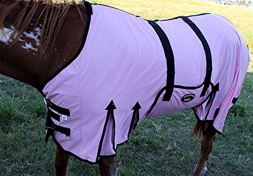 [해외]78 Horse Bug 모기 플라이 시트 여름 봄 기류 메쉬 UV 73402/78  Horse Bug Mosquito Fly Sheet Summer Spring Airflow Mesh UV 73402