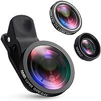 Amir Instant Camera Lens Kit Action Professional Digital HD Front Smartphones iPhone