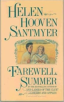 Book Farewell, Summer: A Novel