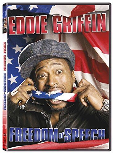 Eddie Griffin - Freedom Of Speech [DVD]