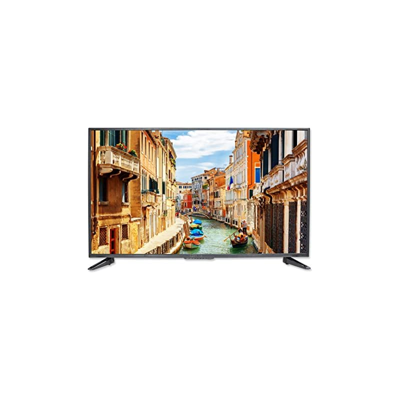 "SCEPTRE 49"" 4K Ultra HD LED TV 3840X2160"