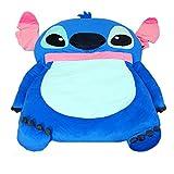 Cute Cartoon Lilo&Stitch Image Sleeping Bag Sofa Bed Twin Bed Double Bed Matt...