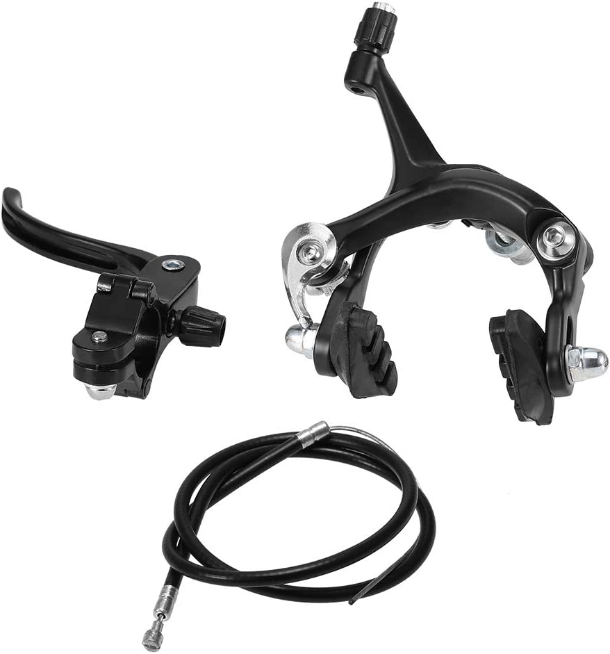 Road Bike Bicycle Cruiser Brake Clip Front//Rear C Caliper Side Pull Set Kit V0M4