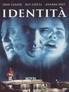 Identita' [Italia] [DVD]