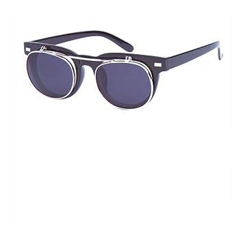 Retro Gafas de sol años 50 Vintage Flip Up Glasses Mujer ...