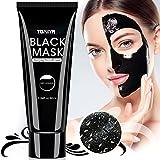 Masque démaquillant aux points noirs, Masque facial au charbon actif Masque démaquillant Masque facial purifiant 60g