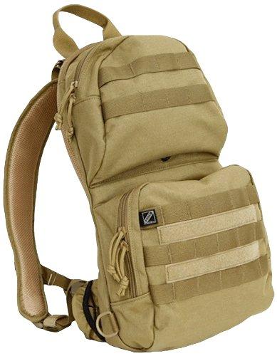 Jtech Gear Bio Assault Backpack, Black