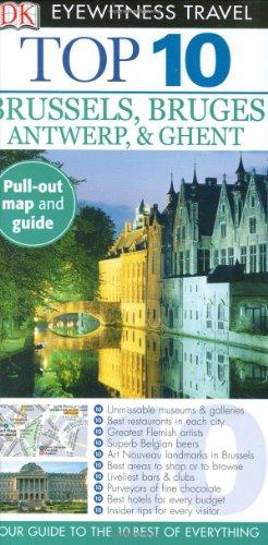Top 10 Brussels (Eyewitness Top 10 Travel Guide)