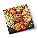Gourmet Nuts Platter, Perfect Healthy Snacking, For a Family Night In, A Perfect Gift  Personal or Professional, Tidbit