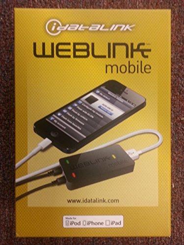 iDatalink ADS-WLM-AP1 Weblink Mobile Cable (Ads Ipod)