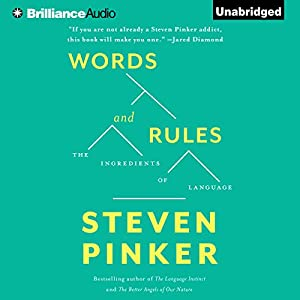 Words and Rules Audiobook