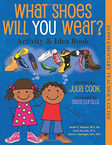 Pdf Teaching What Shoes Will You Wear? Activity and Idea Book