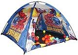 Hedstrom Spider-Man Ball Pit Tent/Balls