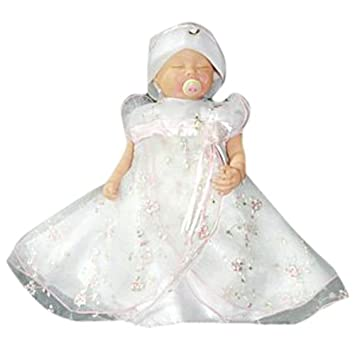 Sommer Taufkleid sommerliches Kleid Taufkleider Baby Babies für ...