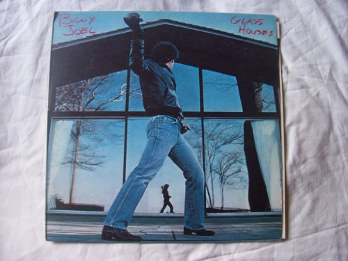 Song Lyrics 1980 (BILLY JOEL Glass Houses LP 1980 + lyric inner)