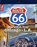 Route 66: Marathon Tour: Chicago to L.A. (3-Pk) [Blu-ray]