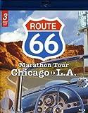 Route 66: Marathon Tour: Chicago to L.A. (3-Pk) [Blu-ray]