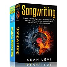 Music : 2 Book Bundle, Includes 'Songwriting For Beginners' and 'Music Marketing'