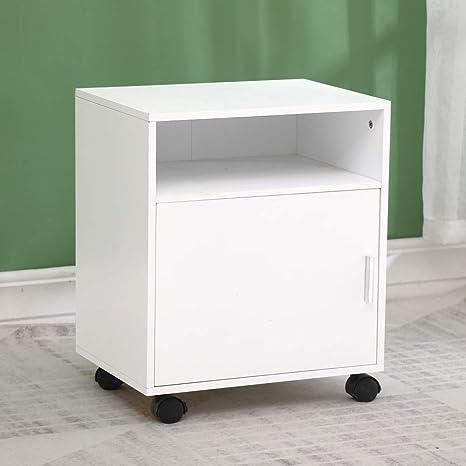 Amazon.com: Julie-Home - Soporte de madera para fax con ...