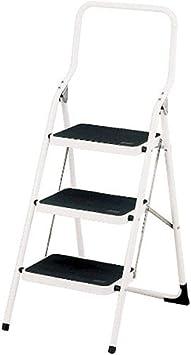 ORYX 23010102 Escalerilla Acero 3 Peldaños Uso Doméstico Plus: Amazon.es: Bricolaje y herramientas