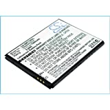 BATTERY 3.7V For Samsung Galaxy Q, GT-S5838, Ancora, GT-S8600, SGH-T589 +FREE Power Bank (2600mAh)