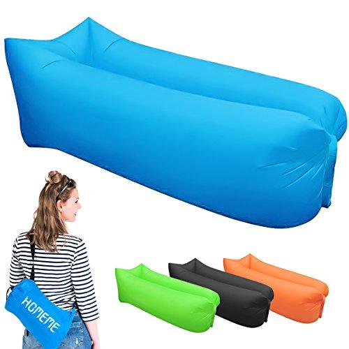 Inflatable Portable Sleeping Travelling Backyard