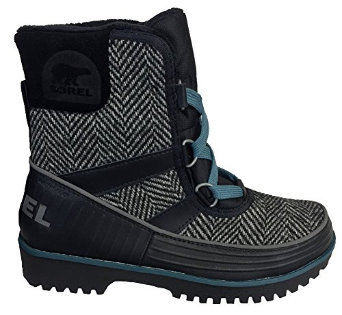 Sorel Womens Tivoli Ii Snow Boot Black Cloudburst