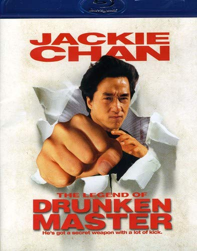 The Legend of Drunken Master (Jackie Chan Legend Of The Drunken Master)