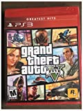 Grand Theft Auto V, GTA 5 PS3 (PlayStation 3, 2013) Greatest Hits - Brand New!