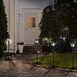 40 Inches Mini Solar Lamp Post Lights