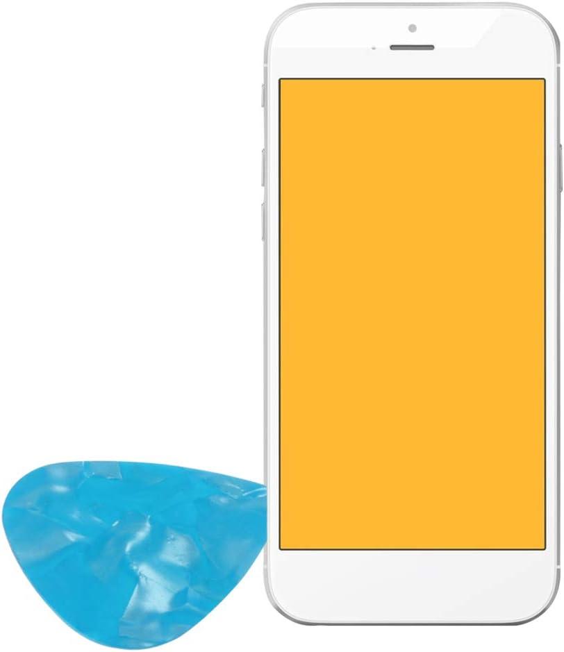 ningyi683 30Pcs Ultra Thin Slim Plastic Guitar Picks for iPhone Pry Opening Tool Mobile Phone Laptop Repair Hand Tools Kit