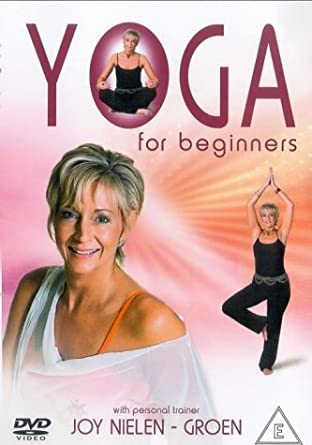 Amazon.com: Yoga For Beginners [DVD] by Joy Nielen-Groen ...
